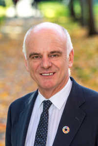 Dr David Nabarro, Candidate for the Director-General of the World Health Organization and nominated by the UK Government during a special photo shooting i at WHO in Geneva.