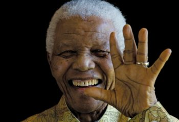 Tribute to a Great Man: Nelson Mandela