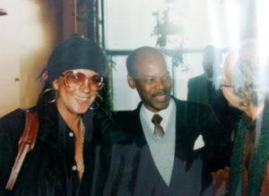 Diplomatie du jazz volée de Doudou Boicel